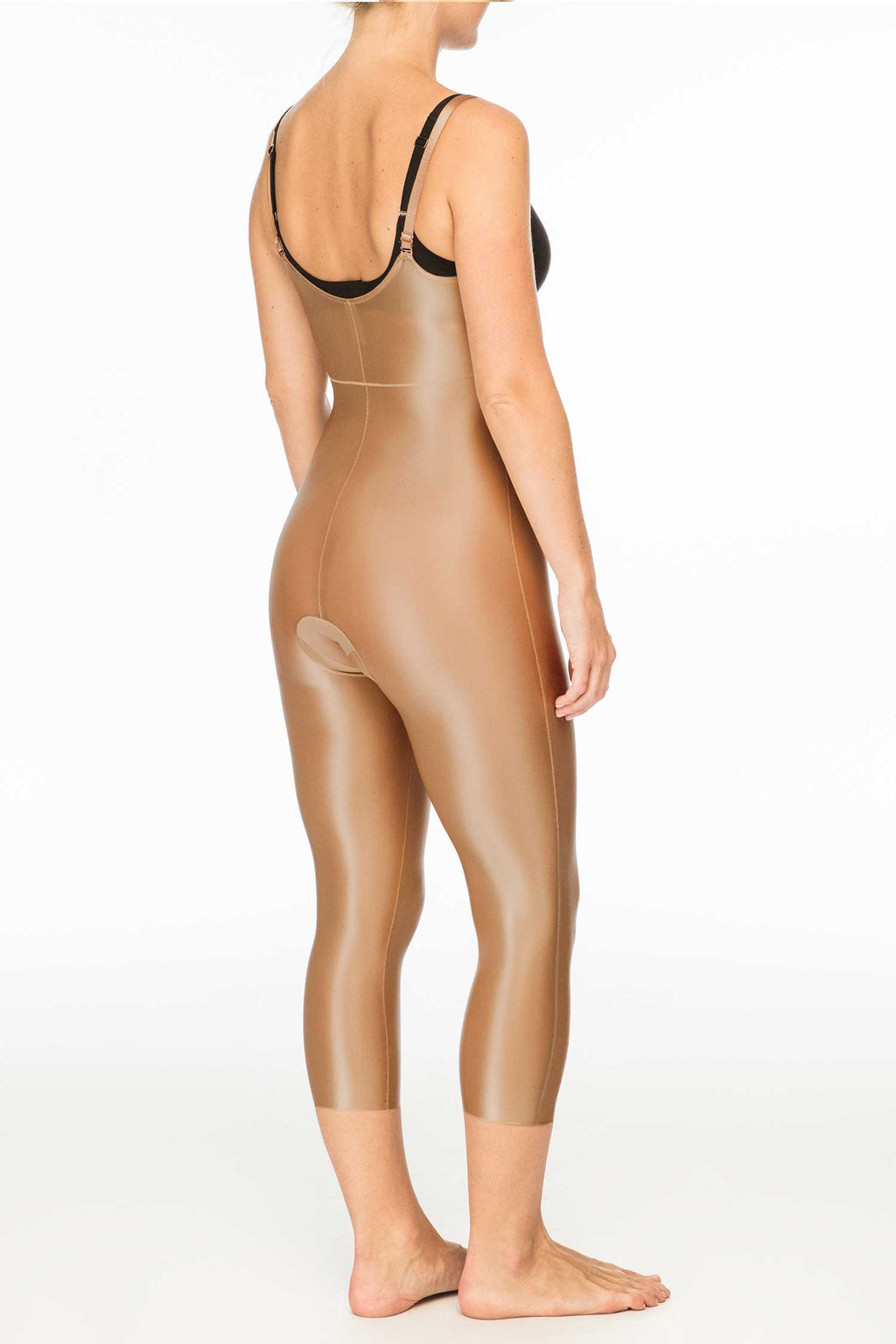 SPANX Suit your Fancy Catsuit Nude Hinten