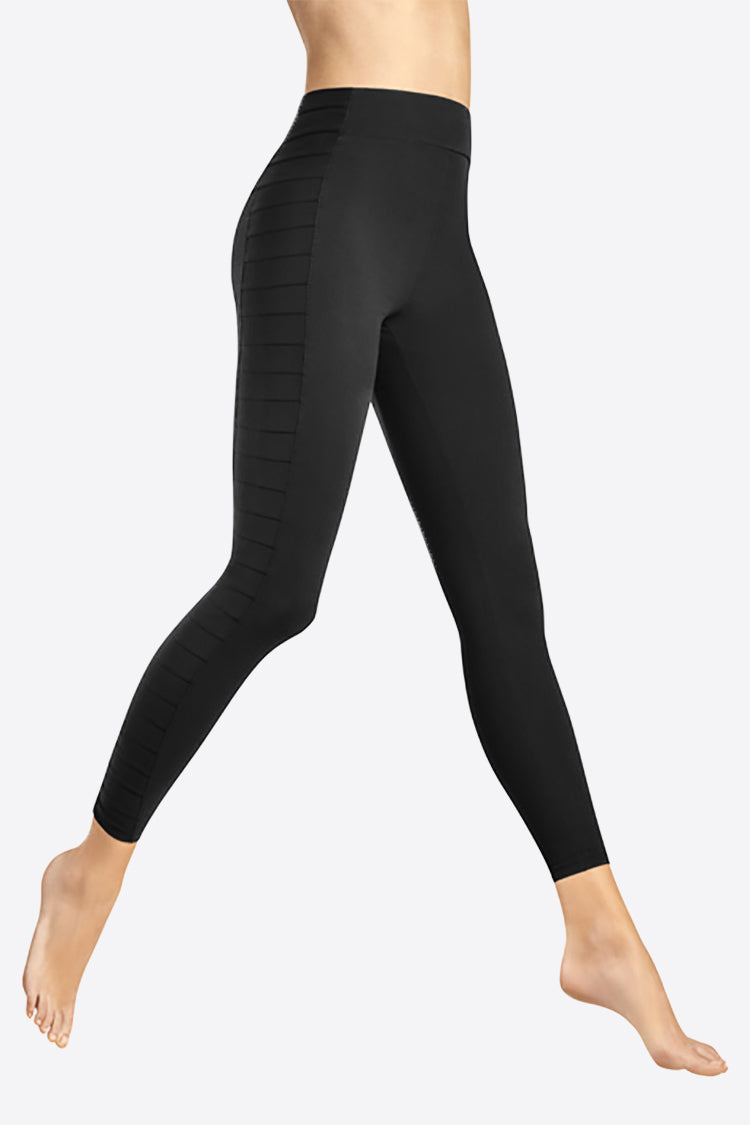 Pleated Rider Leggings