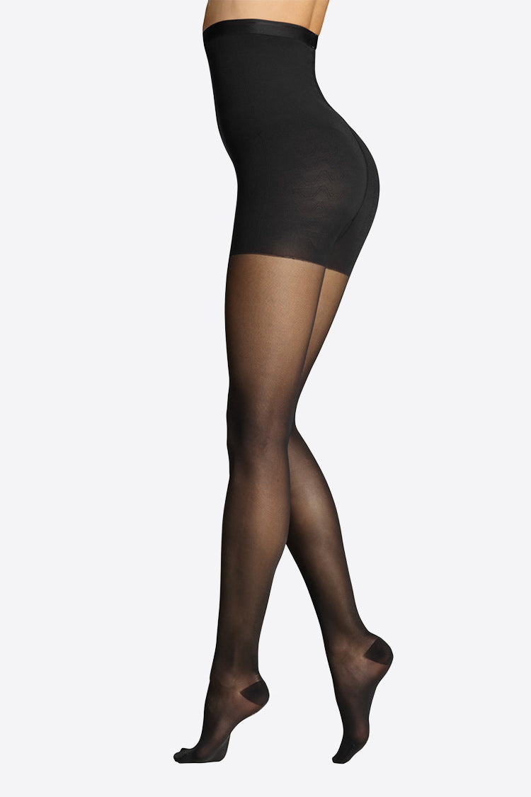 ITEM m6 Shapetights Transluscent 30DEN Schwarz Black