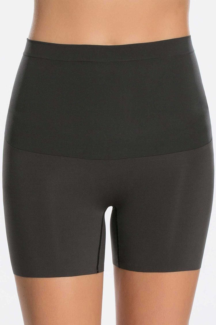 SPANX Shape My Day Short Schwarz Vorne
