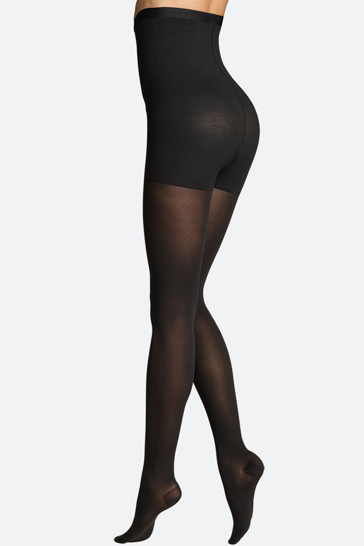 ITEM m6 Shape Tights Soft Touch Schwarz