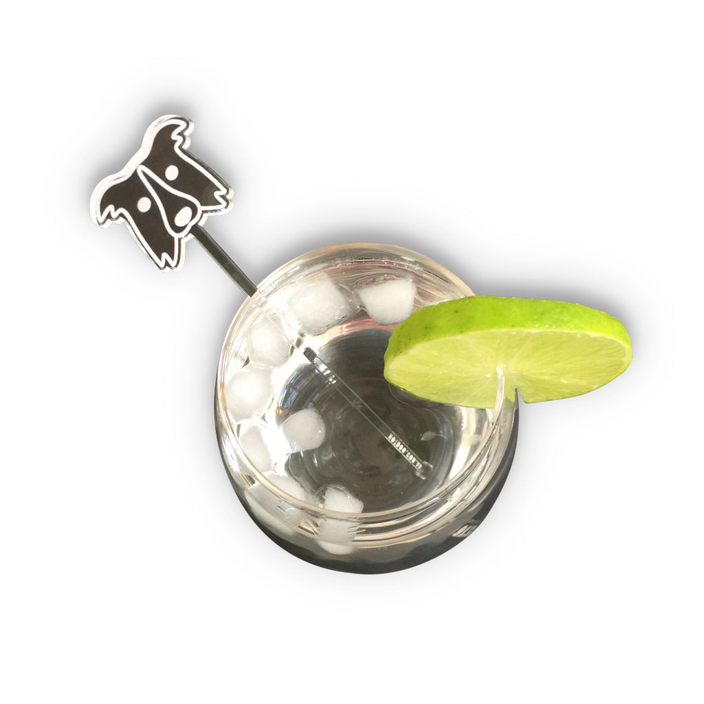 hotdog.com.au | Border Collie Drink Stirrer