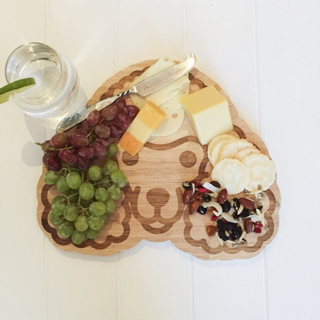 hotdog.com.au | Poodle Serving Board