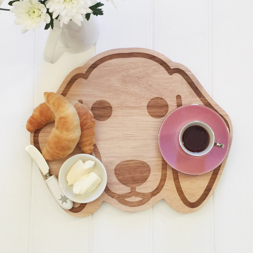 hotdog.com.au | Dachshund Serving Board