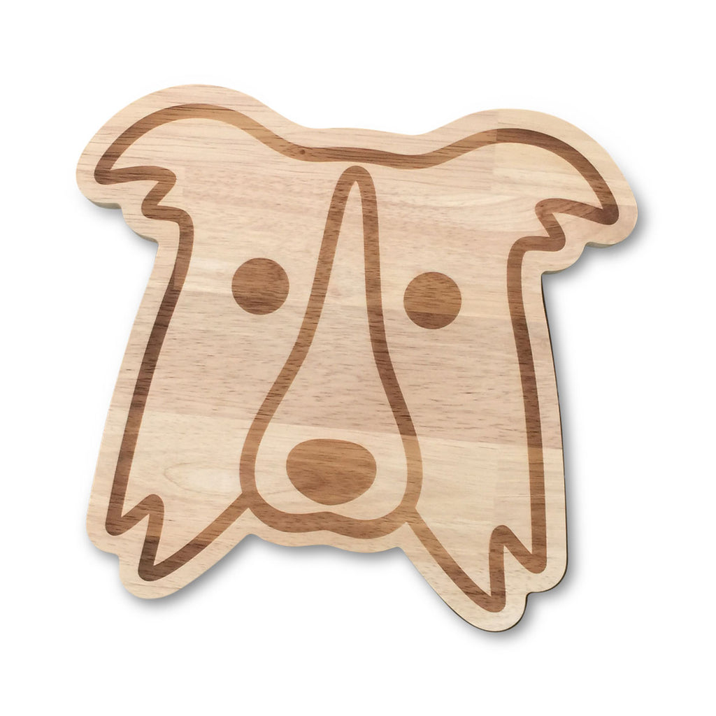 hotdog.com.au | Border Collie Serving/Cutting Board