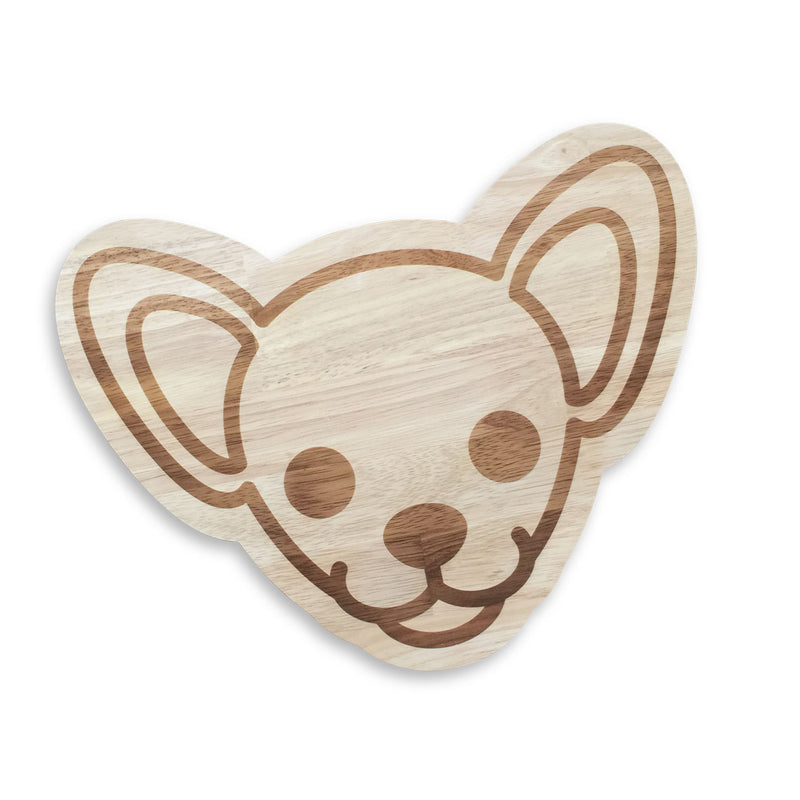 hotdog.com.au | Chihuahua Serving/Cutting Board
