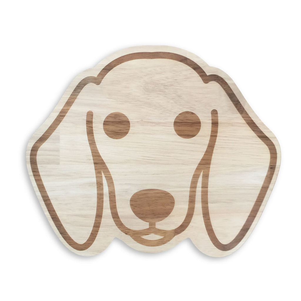 Dachshund Serving Board