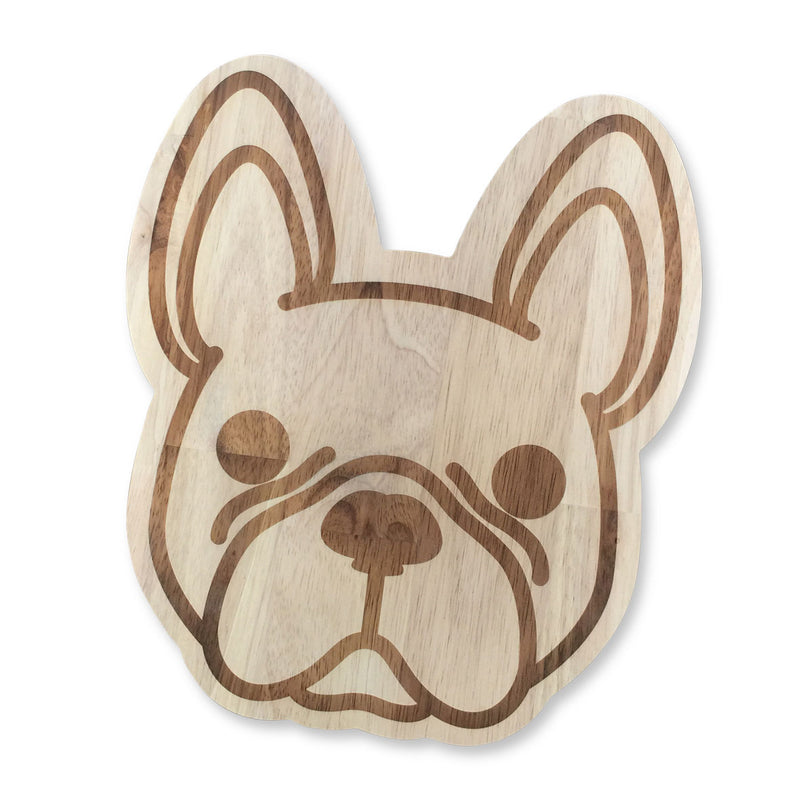 hotdog.com.au | French Bulldog Serving/Cutting Board