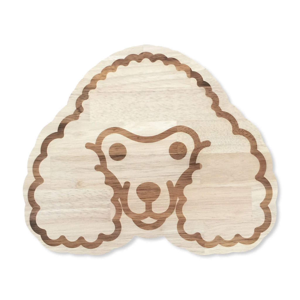 hotdog.com.au | Poodle Serving/Cutting Board