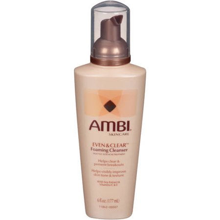Ambi Skincare Foaming Cleanser