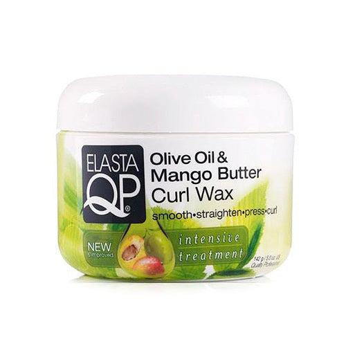 Elasta QP Olive Oil & Mango Butter Curl Defining Pudding