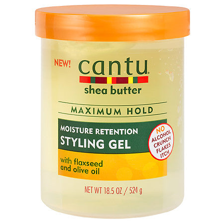 Cantu Shea Butter Moisture Retention Styling Gel