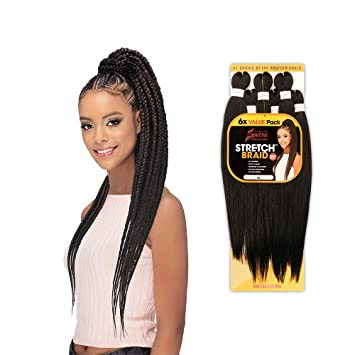 EZ Braid 6X Value Pack Pre-Stretched 25