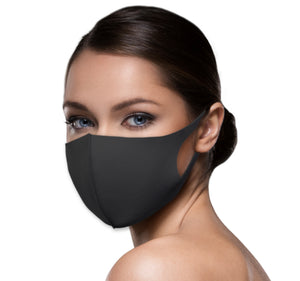 Black Fabric Masks