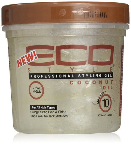 Eco Style Gel: Coconut Oil