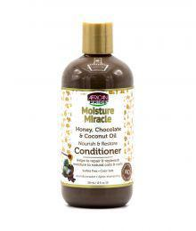Moisture Miracle Honey, Chocolate & Coconut Oil Conditioner 12 Fl. Oz