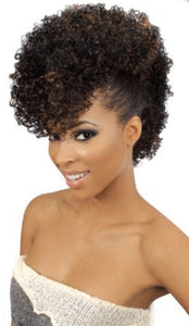 EVE CLEVERGIRL BILLIE VERTICAL WIG MOHAWK STYLE