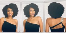 Load image into Gallery viewer, MAHOGANY 15pcs CLIPS  ANGOLA CURL 8""