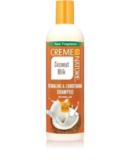 Creme of Nature | Coconut Milk | Detangling & Conditioning Shampoo