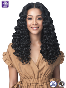 LOURDES Glue Less Lace Wig