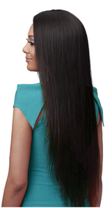 "FULL LACE STRAIGHT 32"" BUNDLE HUMAN HAIR WIG"