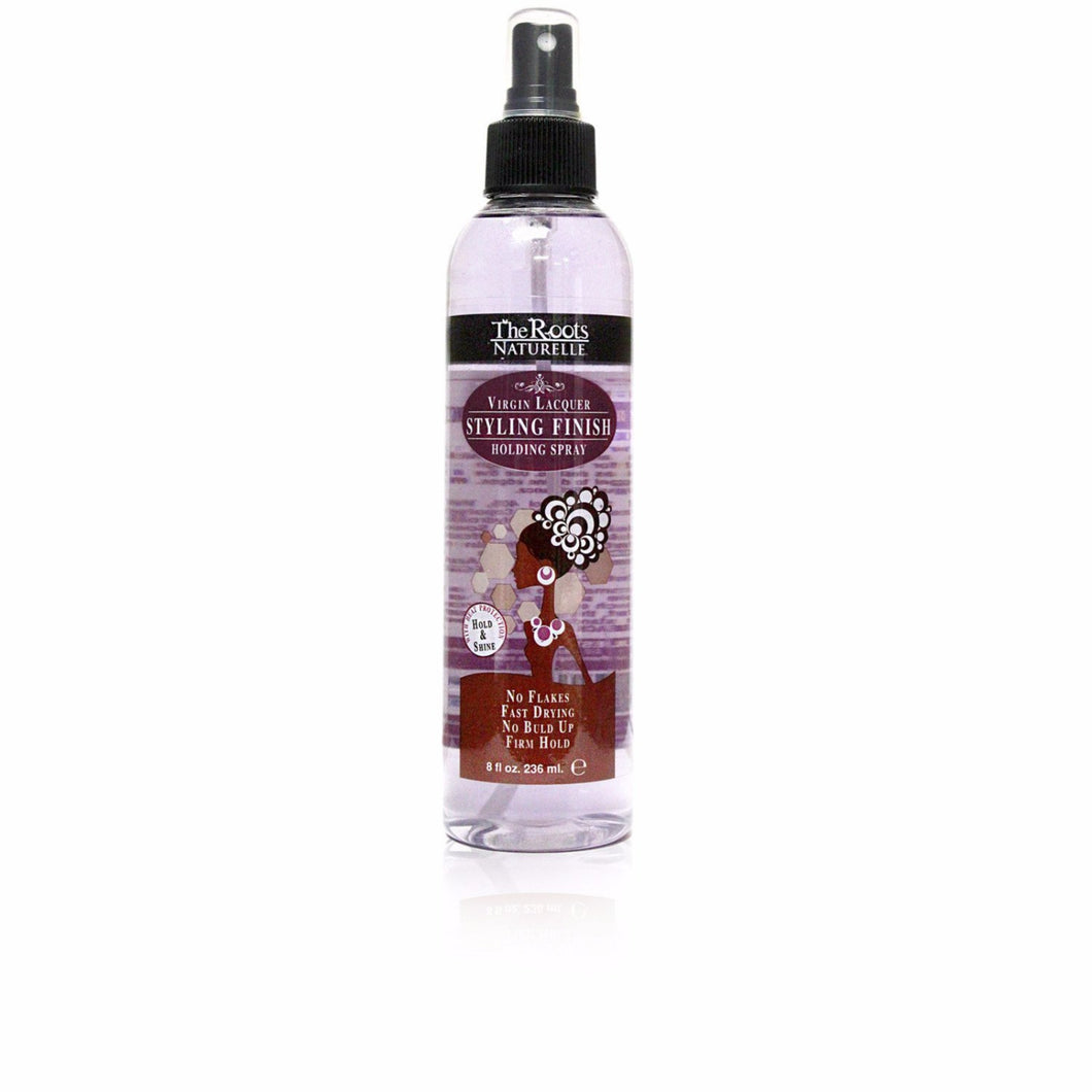 The Roots Naturelle: Holding Spray