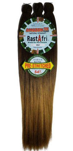 "Amazon 3X Braid 54"" Prestretched"