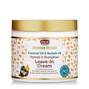 African Pride Moisture Miracle Coconut Oil & Baobab Oil