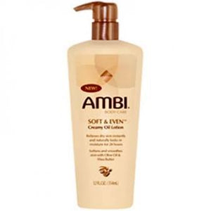 Ambi Skincare Soft & Even Creamy Lotion 12 fl.oz.