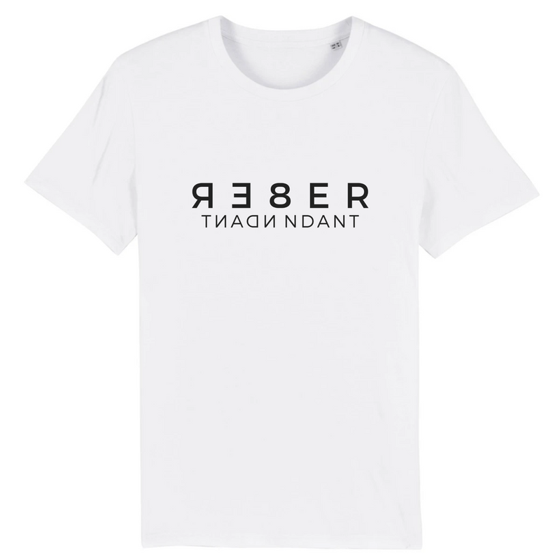 T-Shirt Cyber Indépendant Mirroir