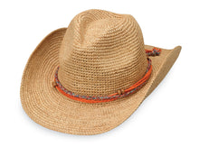 Load image into Gallery viewer, Natural Catalina Cowboy Hat