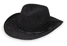 Load image into Gallery viewer, Black Hannah Hat