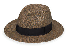 Load image into Gallery viewer, Mixed Brown Josie Hat
