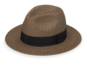 Mixed Brown Josie Hat