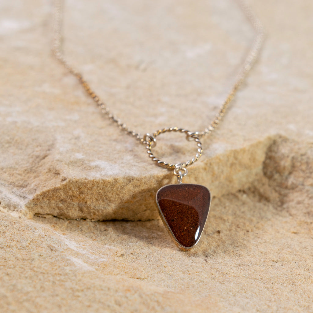 Arrowhead Necklace - Bell Rock