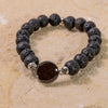 Men's Bracelet - Lava & Cathedral Rock