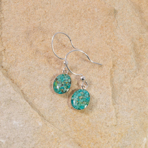 Sandrop Earrings - Turquoise
