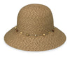 Brown Naomi Hat