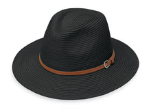 Load image into Gallery viewer, Black Naples Hat