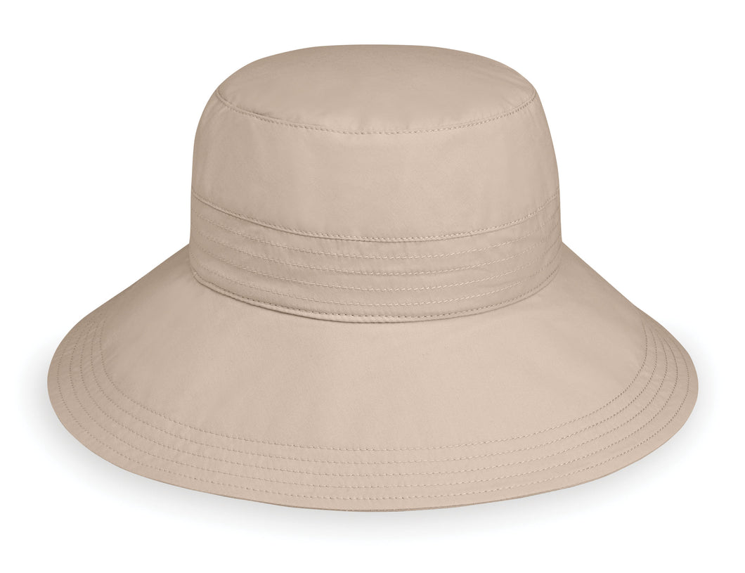 Beige Piper Hat