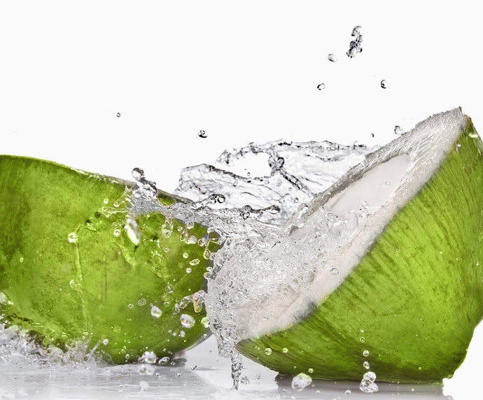 4 Top Health Benefits of Coconut Water