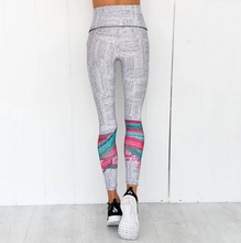 Colourful Pattern Gym Set