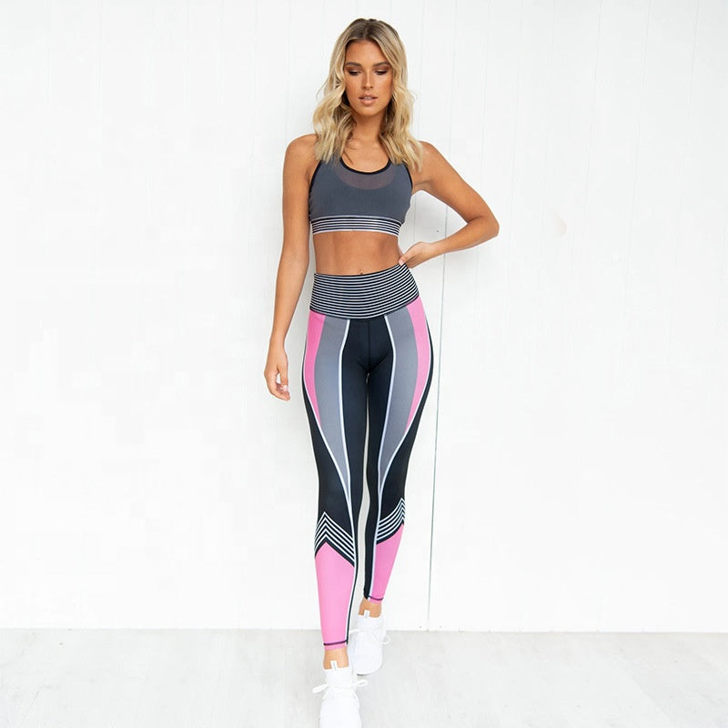 Pink In Motion Gym Set