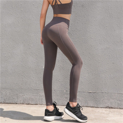 Dark Coloured Leggings