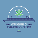 PAID FOR MY CRUISE - Short Sleeve Unisex T-Shirt