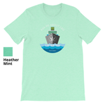 IT PAID FOR MY CRUISE! - Short Sleeve Unisex T-Shirt