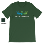TEAM SYNERGY (MAIN LOGO) - Short Sleeve Unisex T-Shirt
