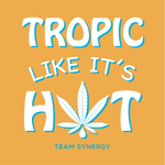 TROPIC LIKE IT'S HOT - Short Sleeve Unisex T-Shirt