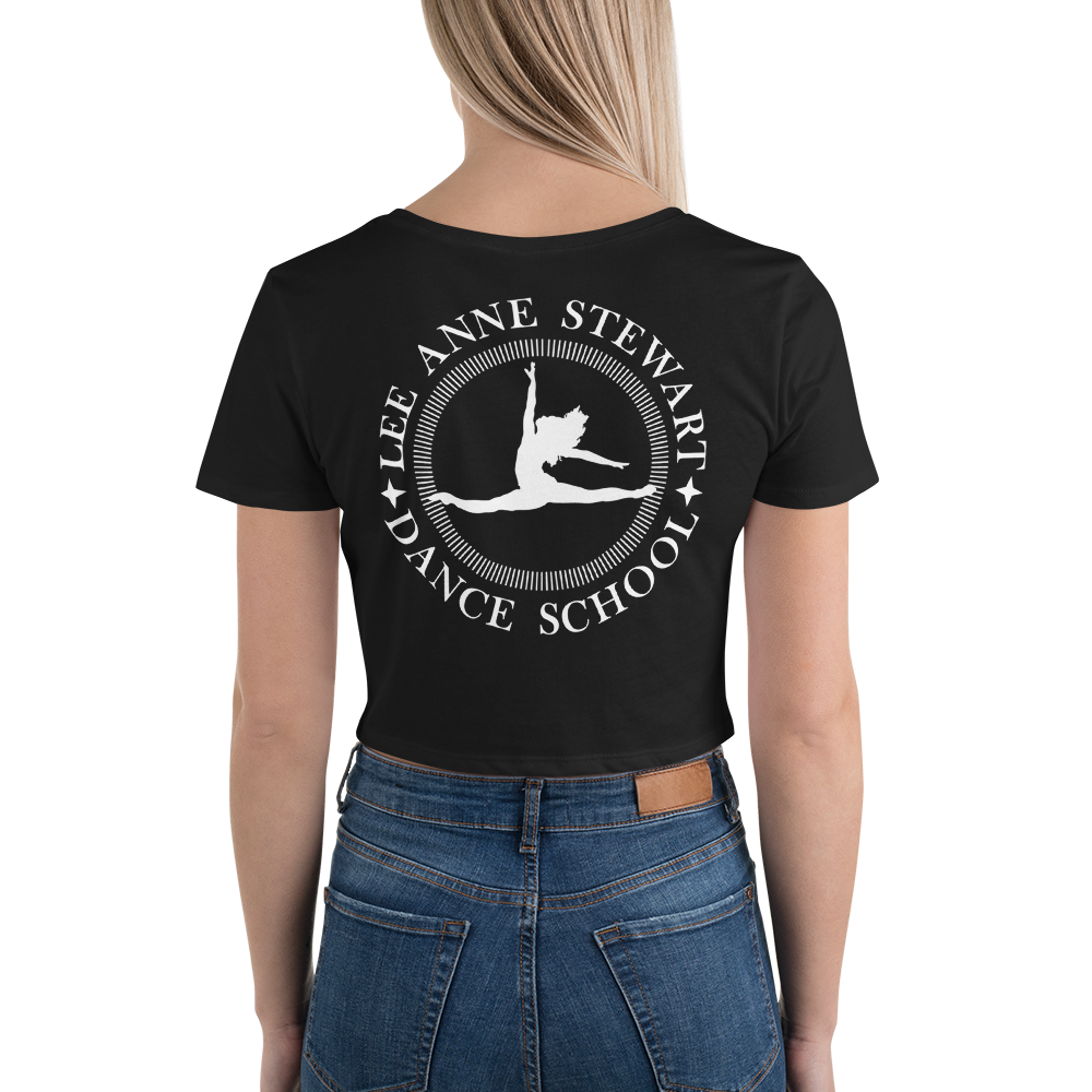 LAS - Women's Crop Tee