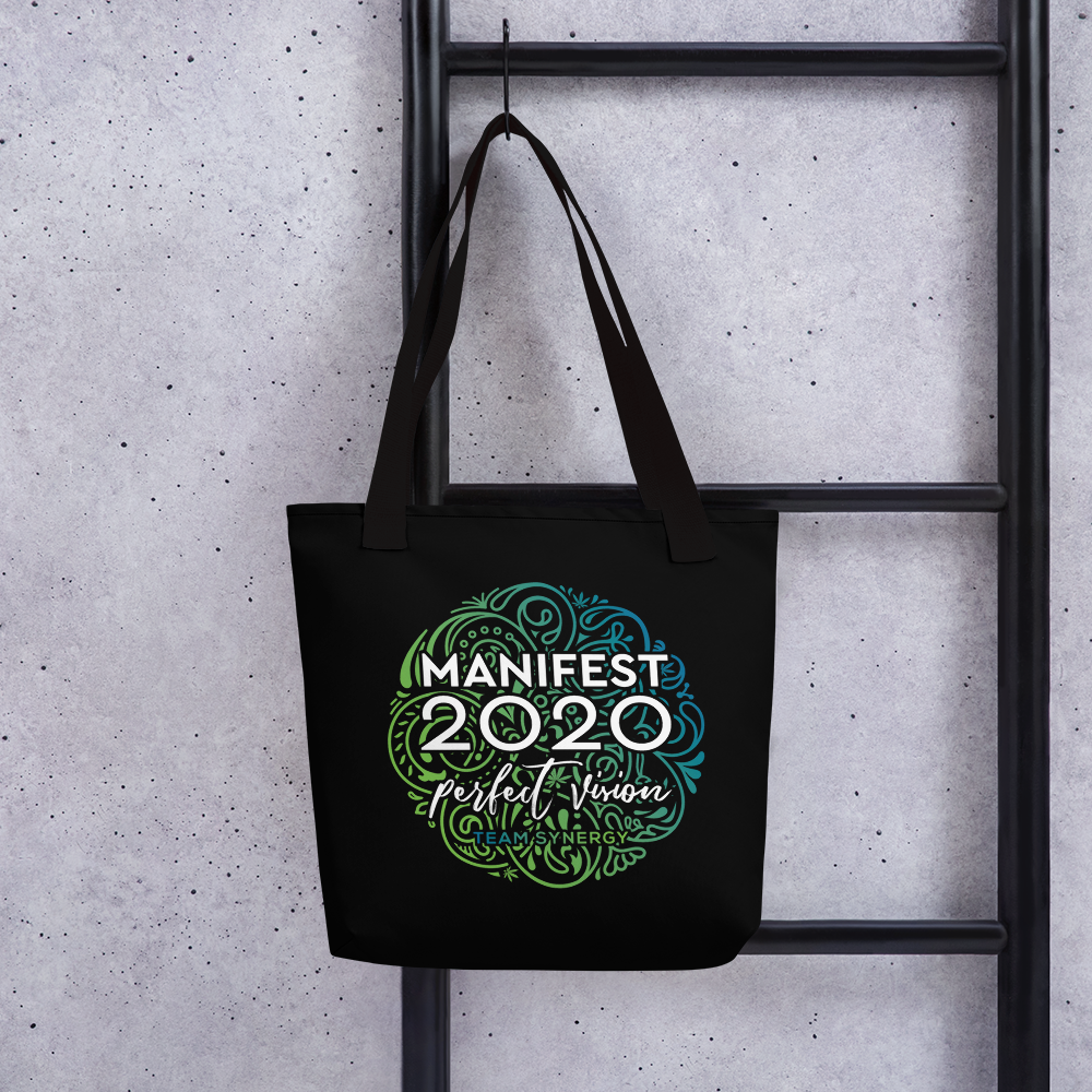 MANIFEST 2020 PERFECT VISION - Tote bag